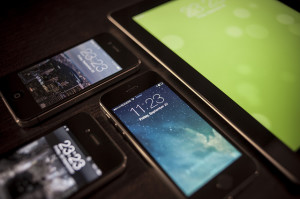 Responsive designs for smart phones